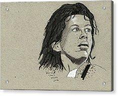 Warwick Davis Acrylic Print