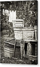 Wash Day 2 Acrylic Print