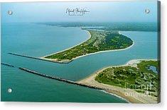 Washburns Island Acrylic Print