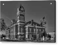 Washington County Courthouse 2 Art Acrylic Print
