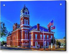 Washington County Courthouse Art Acrylic Print