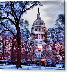 Washington D.c. One Acrylic Print