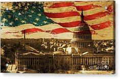 Washington Dc Usa 002 Acrylic Print by Gull G
