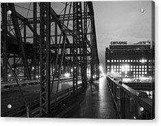 Washington Street Bridge Acrylic Print