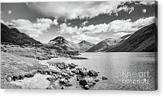 Wastwater And Wasdale Acrylic Print by Colin and Linda McKie
