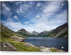 Wastwater Morning Acrylic Print