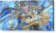 Watch Acrylic Print by Betsy Knapp