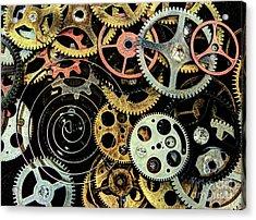 Watch Gears #1 Acrylic Print