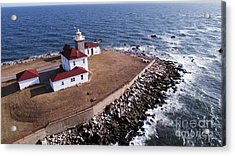 Watch Hill Lighhouse Acrylic Print