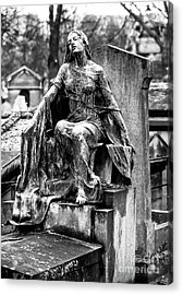 Watching Over You In Paris Acrylic Print