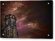Watchtower Acrylic Print by Evelina Kremsdorf