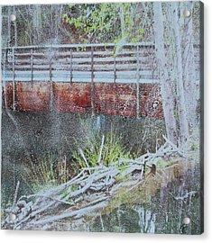 Water #5 Acrylic Print