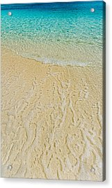 Water Abstract 1 Acrylic Print