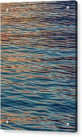 Water Abstract 2 Acrylic Print