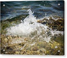 Water Elemental Acrylic Print