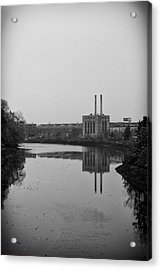 Water Factory Acrylic Print
