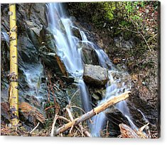 Water Fall Acrylic Print