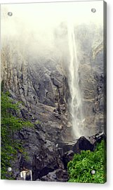 Acrylic Print featuring the photograph Water From Heaven by Lynn Bawden