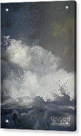 Water Fury 2 Acrylic Print