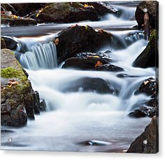 Water Like Mist Acrylic Print