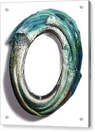 Water Ring I Acrylic Print
