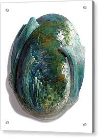 Water Ring II Acrylic Print