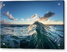 Water Scythe Acrylic Print