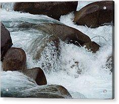 Water Spirits II Acrylic Print