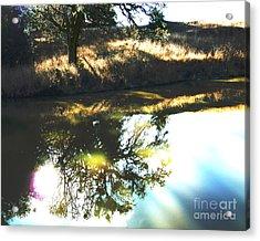 Water Spirits Acrylic Print