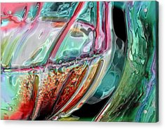 Water To Wine 1 Acrylic Print