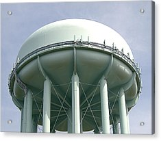 Water Tower Acrylic Print