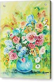 Watercolor Series 120 Acrylic Print