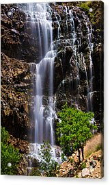 Waterfall Canyon Acrylic Print