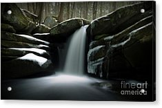 Waterfall From A Dream Acrylic Print