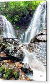 Waterfall Silence Acrylic Print