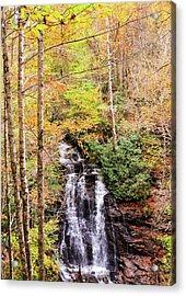 Waterfall Waters Acrylic Print