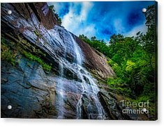 Chimney Rock Acrylic Print
