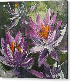 Waterlilly Acrylic Print