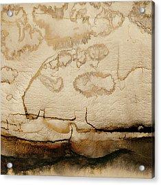 Waterlines01 Acrylic Print