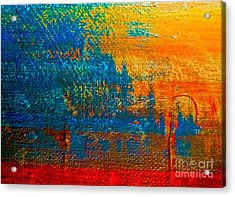 Waterloo Sunset Acrylic Print