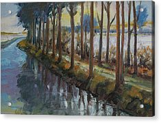 Waterway Acrylic Print