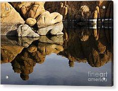 Watson Lake Arizona 3 Acrylic Print