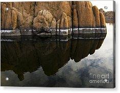 Watson Lake Arizona 7 Acrylic Print