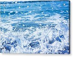 Wave 3 Acrylic Print