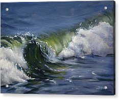 Wave 76 Acrylic Print