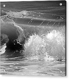Wave Acrylic Print by Charles Harden