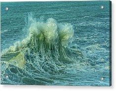 Wave Crown Acrylic Print