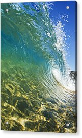 Wave - Makena Acrylic Print