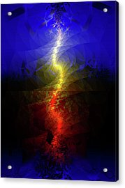 Wave Of Possibility Acrylic Print
