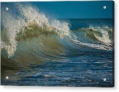 Wave Acrylic Print